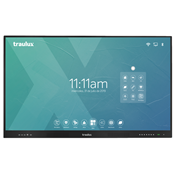 "Moniteur Tactile TLM7580 TRAULUX LED 75"" 4K UHD Android 8.0 20 points Touch"